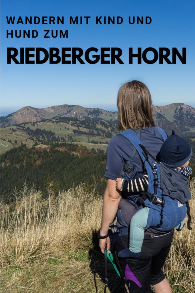 Riedberger Horn