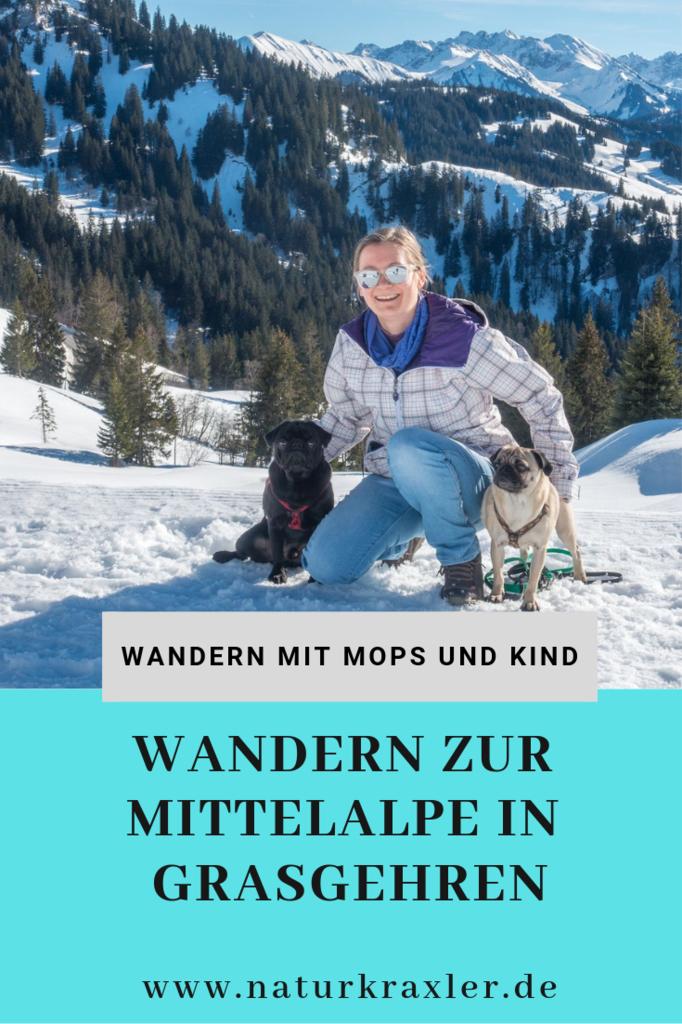 Winterwanderung zur Mittelalpe Grasgehren