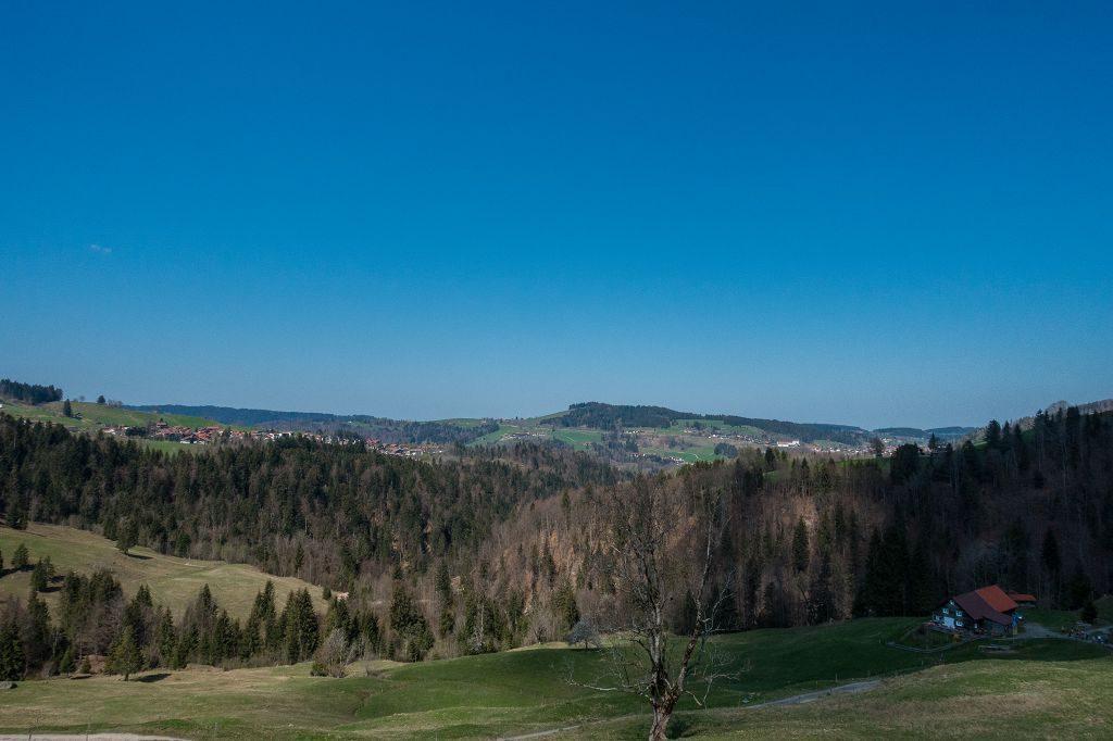 Wandern in Buchenegg Bayern