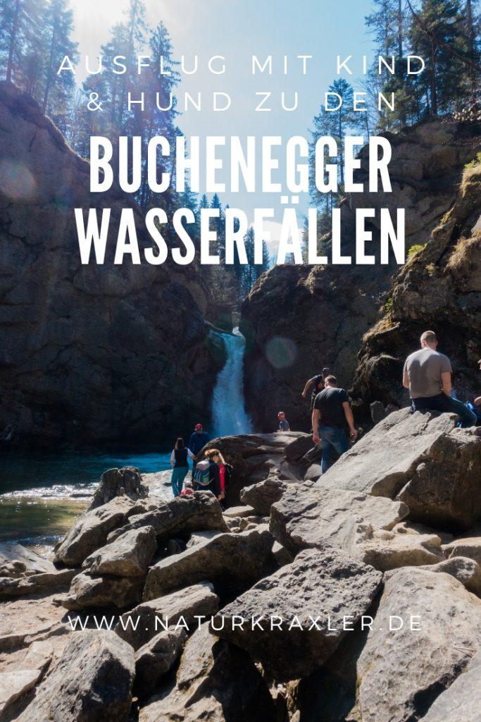 Ausflug Buchenegger Wasserfälle