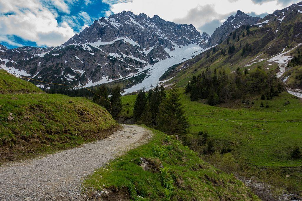 Kinderwagen- Wanderung Hintere Gemstelhütte