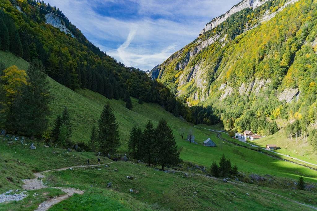Wanderung Appenzellerland