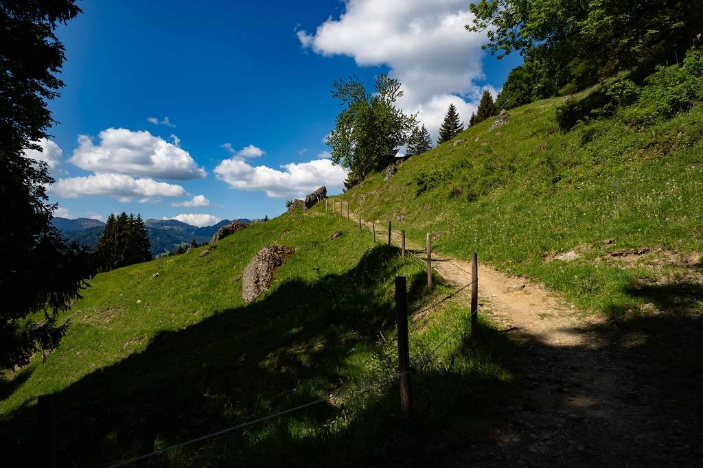 Wandern in Gunzesried