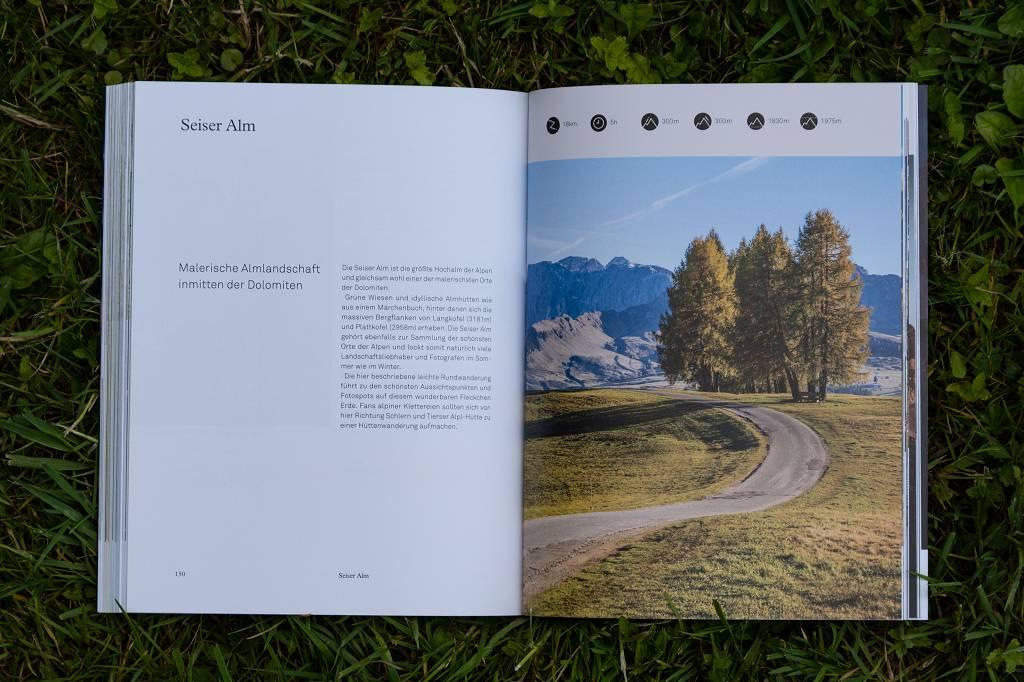 Foto-Wanderbuch