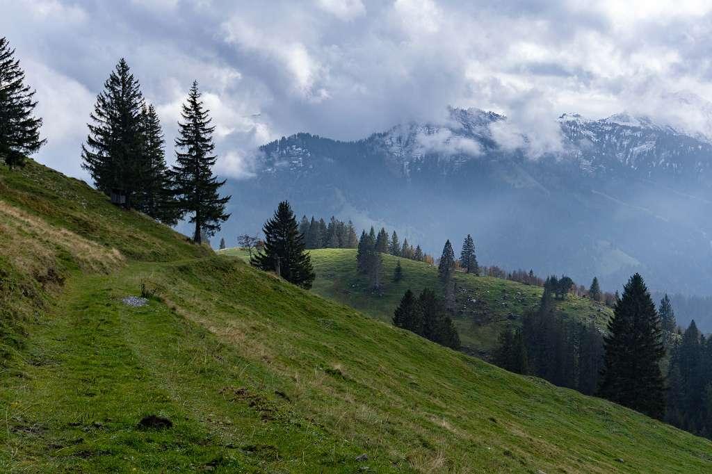 Wandern in Schuttannen