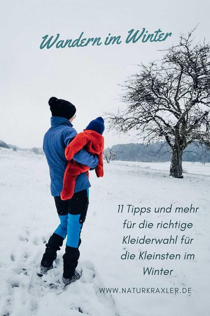 Kleiderwahl im Winter