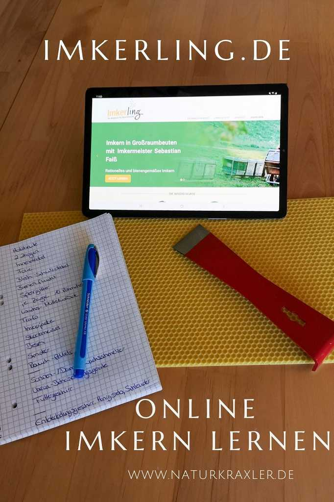 Online imkern lernen