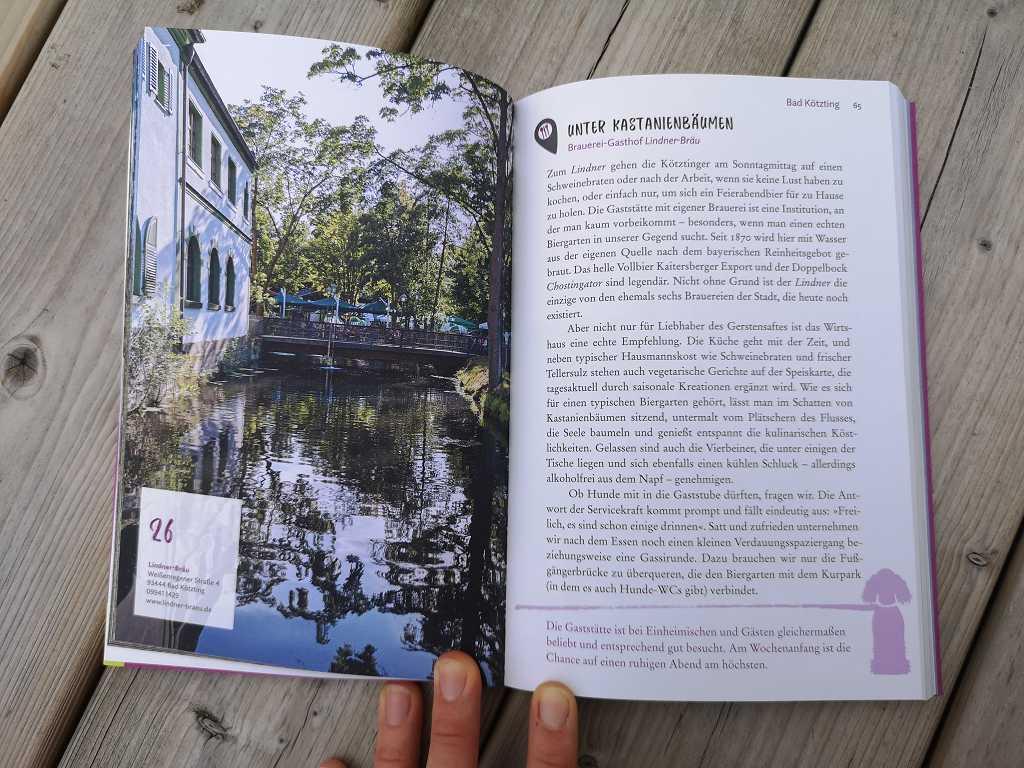 Buch Lieblingsplätze Bayerischer Wald